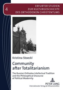 Community after Totalitarianism