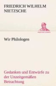 Wir Philologen
