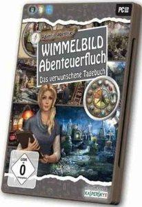 Wimmelbild: Abenteuerfluch - Das verwunschene Tagebuch