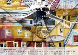 Abstract Photorealism 2015 (Wall Calendar 2015 DIN A4 Landscape)