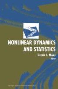 Nonlinear Dynamics and Statistics