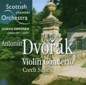 Violin Concerto/Czech Suite/Notturno For String/+