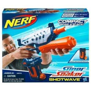 Hasbro A2279 - Nerf Super Soaker Shotwave