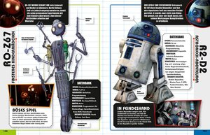Star Wars The Clone Wars - Lexikon der Helden, Schurken und Droi