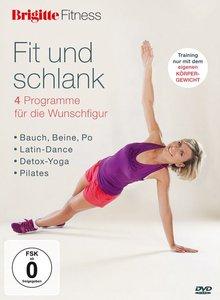 Brigitte Fitness - Fit und schlank ohne Geräte