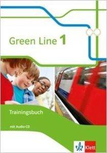 Green Line 1. Das Trainingsbuch mit Audio-CD 5. Klasse
