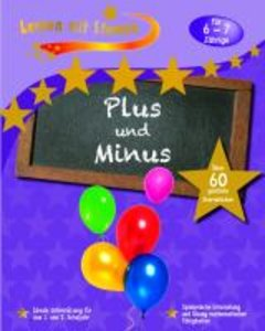 Lernen mit Sternen - Plus und Minus für 6- bis 7-Jährige