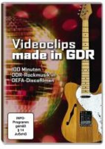 Videoclips made in GDR