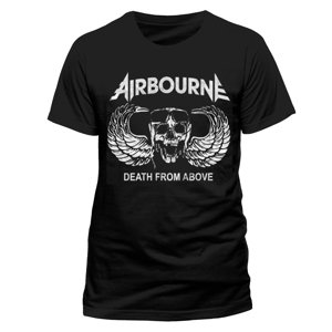 Death From Above (T-Shirt,Schwarz,Größe M)