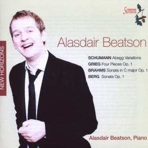 Alasdair Beatson,Klavier
