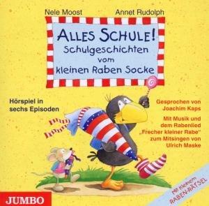 Moost, N: Alles Schule!/CD