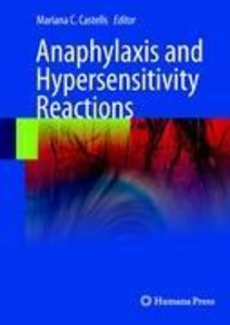 Anaphylaxis and Hypersensitivity Reactions