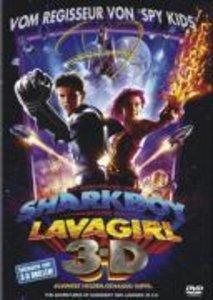 Die Abenteuer von Shark Boy & Lava Girl in 3D