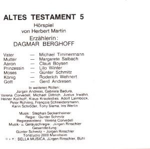 Altes Testament Vol.5