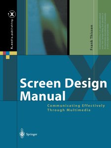 Screen Design Manual