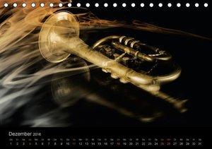 Musica furiosa (Tischkalender 2016 DIN A5 quer)