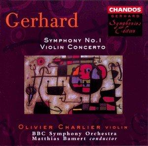Sinfonie 1/Violinkonzert