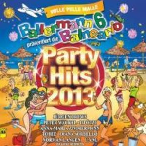 Various: Ballermann 6 Balneario Prs.Die Party Hits 2013