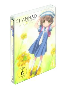 Clannad After Story Vol.4 (Steelbook Edition) BRD