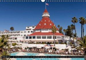Schickert, P: San Diego (Wandkalender 2015 DIN A3 quer)