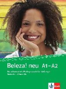 Beleza! neu. Kursbuch + 2 Audio-CDs