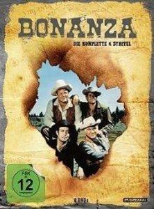 Bonanza - Die komplette 4. Staffel