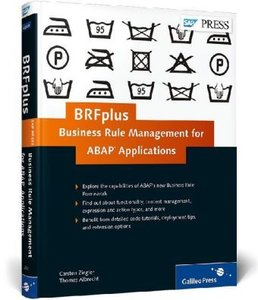 BRFplus-Business Rule Management for ABAP Applications