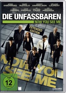 Die Unfassbaren - Now You See Me Extened Edition: