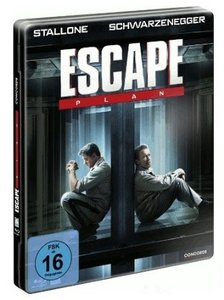 Escape Plan. Metall Box