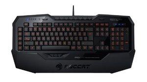 ROCCAT Isku FX Multicolor Gaming Keyboard, DE Layout
