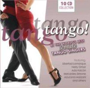 Tango,Tango,Tango! - Best Female Tango Singers