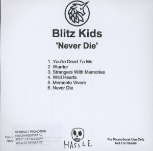 Never Die (6 Track-EP)