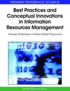 Best Practices and Conceptual Innovations in Information Resourc