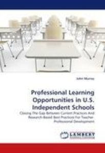 Professional Learning Opportunities in U.S. Independent Schools