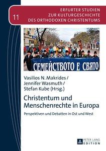 Christentum und Menschenrechte in Europa