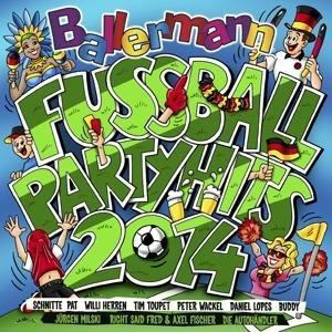Ballermann Fußball Party Hits 2014