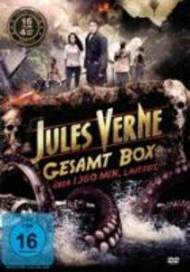Jules Verne Gesamt Box