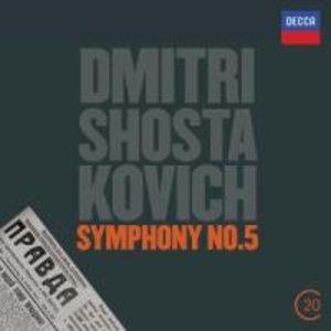 Sinfonie 5/Kammersinf.op.110a