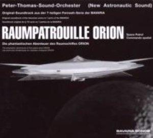 Raumpatrouille Orion/Original Soundtrack