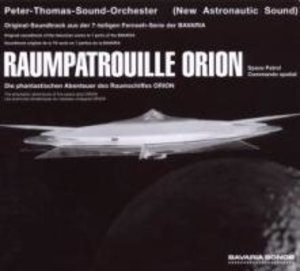 Raumpatrouille Orion/Original Soundtrack