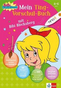 Mein Ting-Vorschulbuch mit Bibi Blocksberg