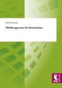 PR-Management für Hochschulen