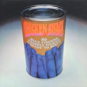 40 Blue Fingers Freshly..