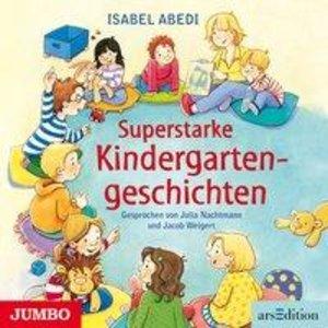 Superstarke Kindergarten-Geschichten