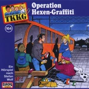 TKKG 164. Operation Hexen-Graffiti