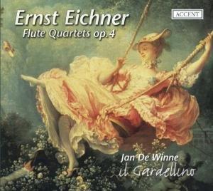 Flute Quartets op.4