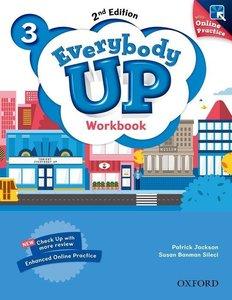 Everybody Up 3. Workbook with Online Practice