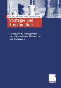 Strategie und Strukturation