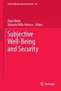 Subjective Well-Being and Security