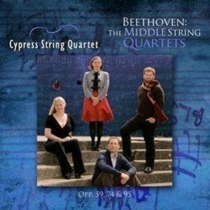 Mittlere Streichquartette / Streichquartette 7-11